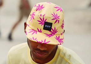 Shop HUF Hats & More ft. Allover Prints