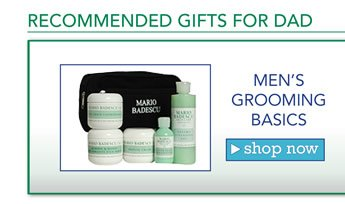 Recommended Products for Dad - Men's Grooming Basics