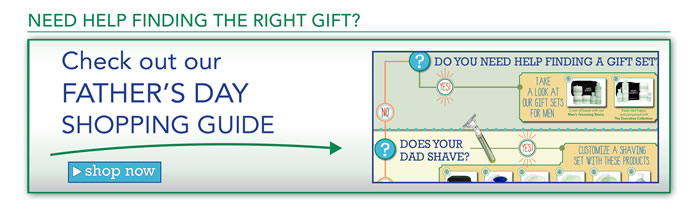Need help finding the right Gift? Check out our Father's Day Shopping Guide