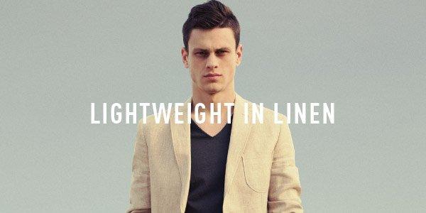 Lightweight In Linen