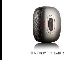 Shop Tumi Travel Speakers