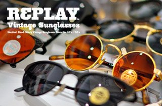 Replay Vintage Sunglasses