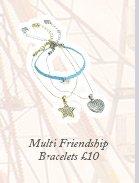 Multi Friendship Bracelets