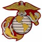 Officially Licensed United States Marine Insigna Patch