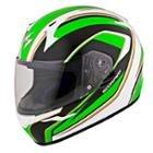 Scorpion EXO-R410 Incline Green Helmet