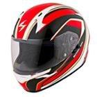 Scorpion EXO-R410 Incline Red Helmet