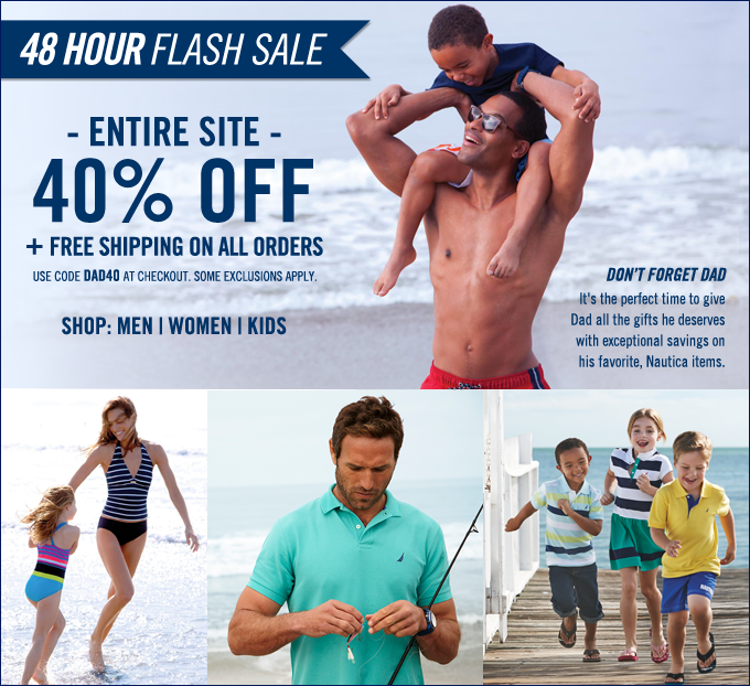 48 Hour Flash Sale! Take 40% off sitewide. Shop now.