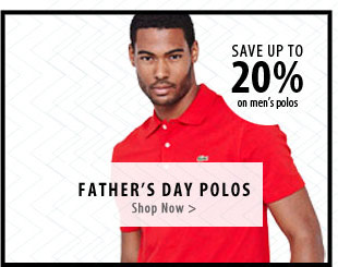 Fathers Day Polos