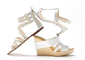 White Party: Shoes