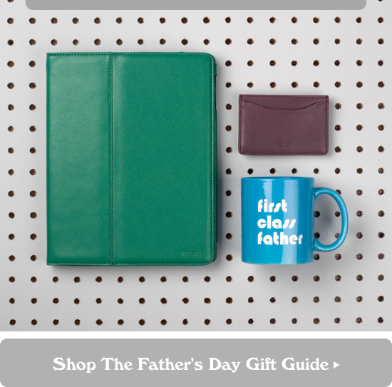 Shop The Father's Day Gift Guide.