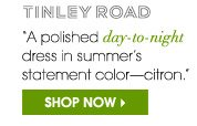 TINLEY ROAD. SHOP NOW