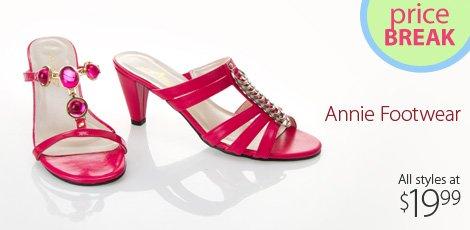 Annie Footwear