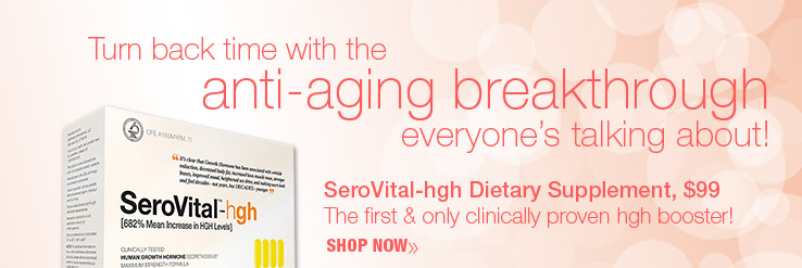 SeroVital-hgh Dietary Supplement $99. Shop Now.