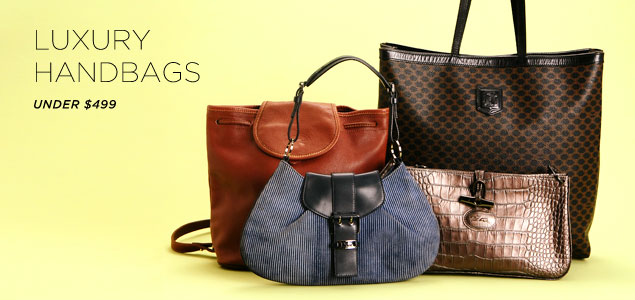 Luxury Handbags Under $499: Celine, Longchamp, Christian Dior And More