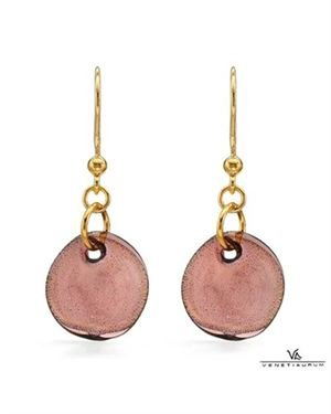VENETIAURUM Made In Italy Earrings Made In Gold Plated Silver