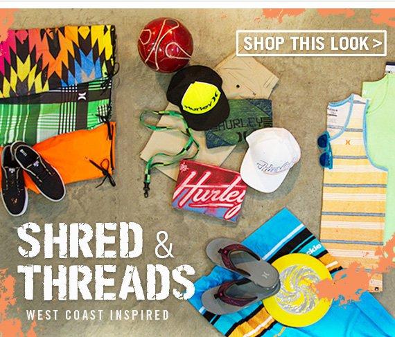 Shop Shred N' Threads