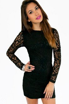 MY LACE OR YOURS BODYCON DRESS 33