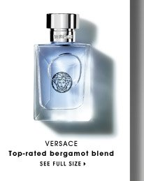 Versace | top-rated bergamot blend | See Full Size