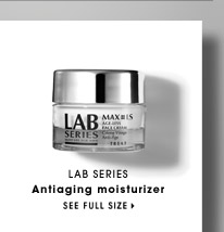 Lab Series | antiaging moisturizer | See Full Size