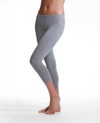 Low-Rise Capri Legging