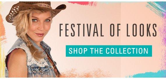 Shop Festival Looks