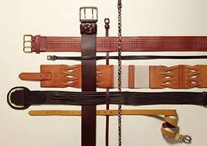 No Time to Waist: Belts