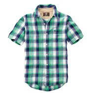 Earthkeepers® Short Sleeve Pelham Linen Shirt