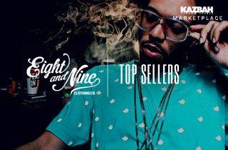 Marketplace: 8 & 9 Topsellers