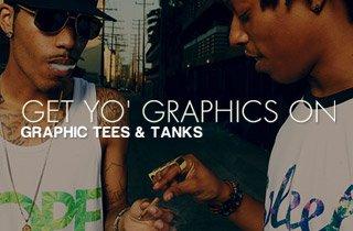 Graphics Tees & Tanks