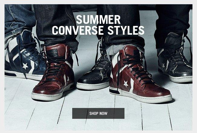 Summer Converse Styles