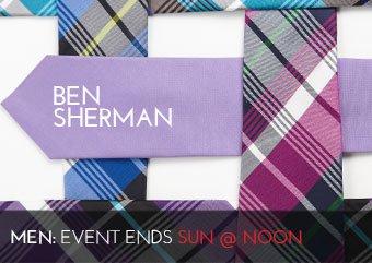 BEN SHERMAN - MEN