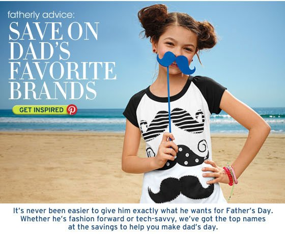 save on dad's favorite brands