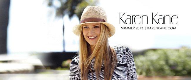Summer 2013 Karen Kane Catalog