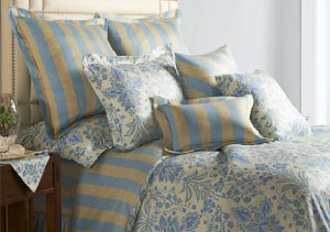 Colorful Bedding & Boxes