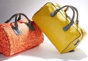Stylish Luggage: Mulholland & Rowallan of Scotland