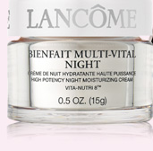 BIENFAIT MULTI-VITAL NIGHT High Potency Night Moisturizing Cream