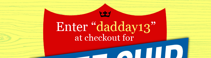 fredflare.com . . . FREE SHIP + gifts for Dad