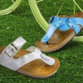 Comfy Favorites: Kids' Sandals