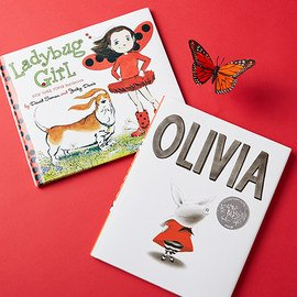 OLIVIA & Ladybug Girl Collection