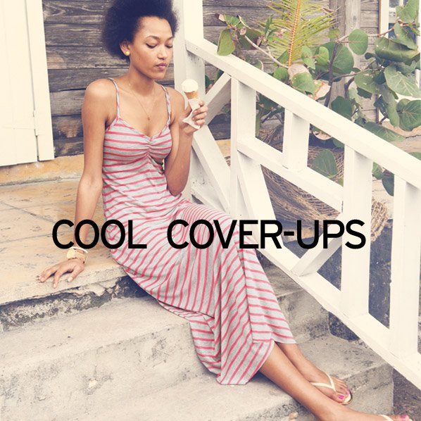 COOL COVER-UPS