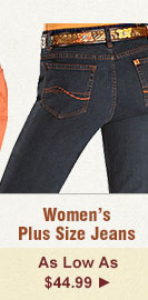 All Womens Plus Size Jeans on Sale
