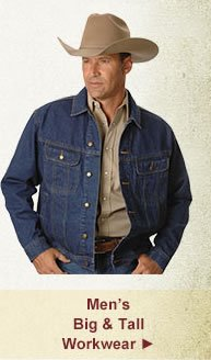 All Mens Big and Tall Workwear on Sale