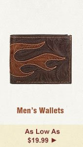 All Mens Wallets on Sale