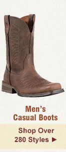 All Mens Casual Boots on Sale