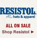 All Resistol Hats on Sale