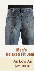 All Mens Relaxed Fit Jeans on Sale