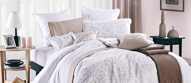 Duvets & Sheets Up to 50% Off