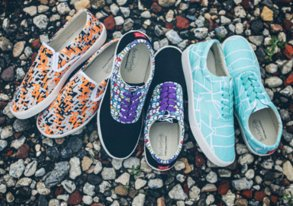 Shop BucketFeet: Artist-Designed Sneakers