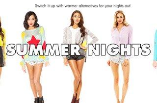 Breezy Summer Nights