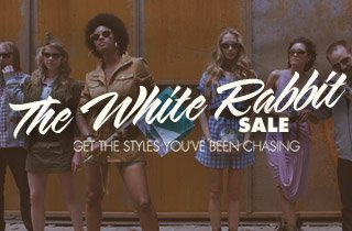 The White Rabbit Sale